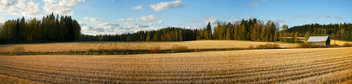 Panoramic Landscape 2 - Free image #294091