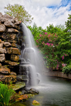 Zoo Waterfall - HDR - Free image #295031