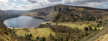 Lough Tay, Wicklow, Ireland - Kostenloses image #296971