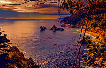 Beautiful big Sur - Free image #297131