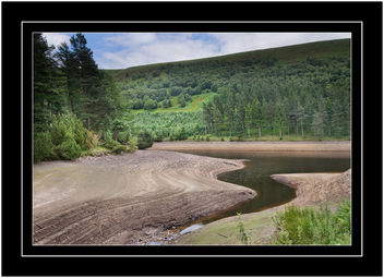 Low water, Derwent Valley - image gratuit #299891