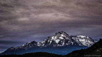 Storm in the mountains - Kostenloses image #300191