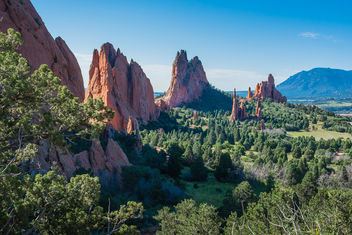 Garden of the Gods - Kostenloses image #300491