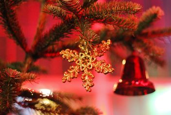 Christmastree decoration - Kostenloses image #302391