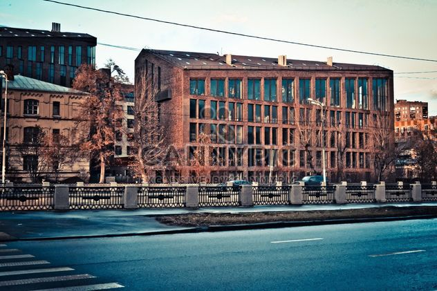 House on the Embankment of Moscow river - Free image #304781