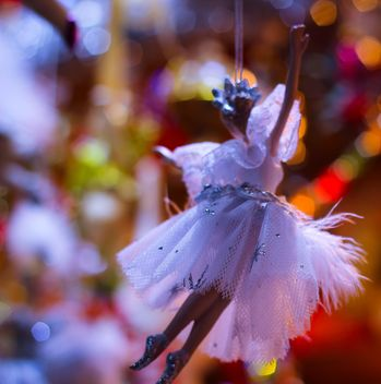 Christmas fairy as Decor Accessories - image #304851 gratis