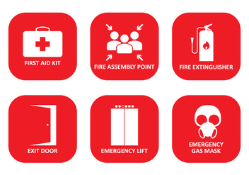 Emergency Icon - vector gratuit #305531