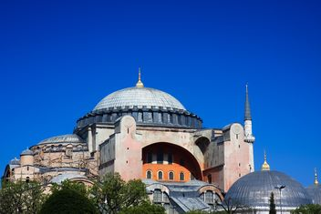 Church of Hagia Sophia - бесплатный image #305731