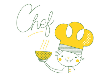 Free Chef Vector - Free vector #305881