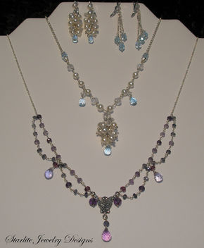 Starlite Jewelry Designs ~ Briolette Jewelry Design ~ Fashion Jewelry Designer - image #314081 gratis