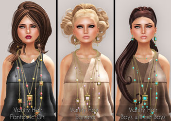 Vanity Hair at Hair Fair 2013 - image gratuit #315681