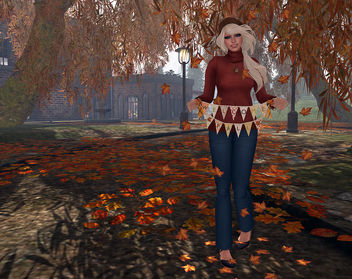 Welcome Fall! - Kostenloses image #315871