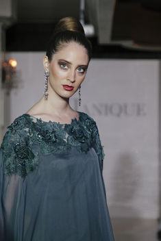 Janique Fashion Show - NYFW 2013 - image gratuit #316061