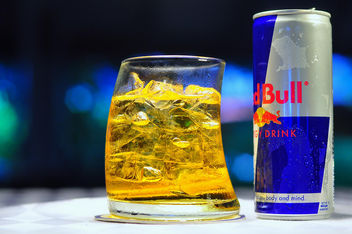 Red Bull give you more than just wings? - Free image #317241