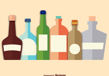 Poison Bottles - Free vector #317711