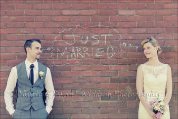 Just Married - Kostenloses image #318001