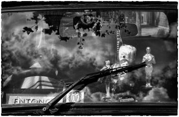 Taxi driver? Off to the cinema ...? - Free image #318641