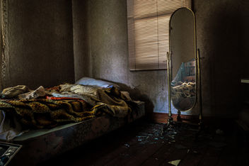 Abandoned Bedroom - image gratuit #319821
