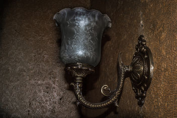 Dark Wall Lamp - Free image #319981
