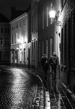 Walk By night - Free image #320021