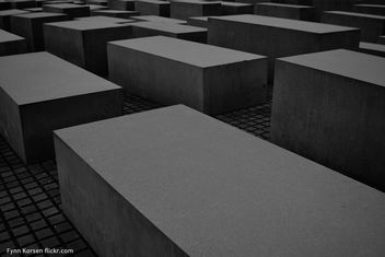 Holocaust Memorial Berlin - image gratuit #321471