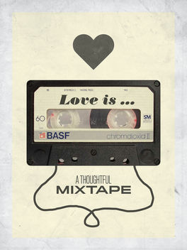 Love Is a Mixtape - image #322271 gratis