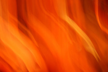 Orange Flame Texture - Free to Use - image gratuit #322381