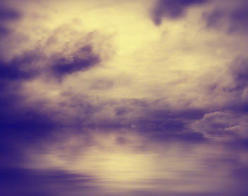 Moody Horizon Background - бесплатный image #322611