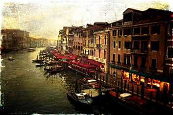 Venice in winter - Free image #323491