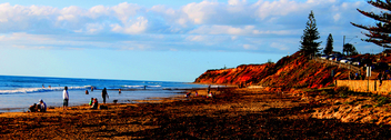 Early Evening Seaford Beach #Adelaide #Australia - Free image #324091
