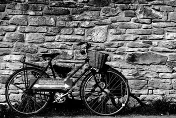 The thoughtful bike #hay #wales #dailyshoot - Kostenloses image #324101