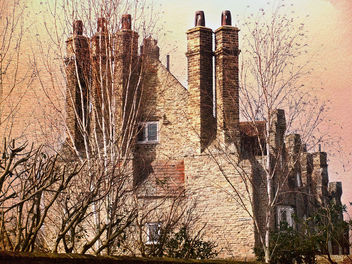Tall chimneys - Free image #324591