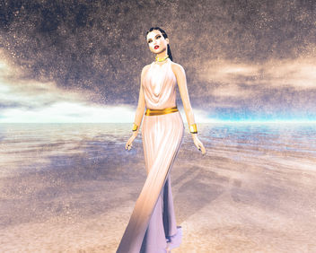 The goddess of forgotten dreams - image #325591 gratis