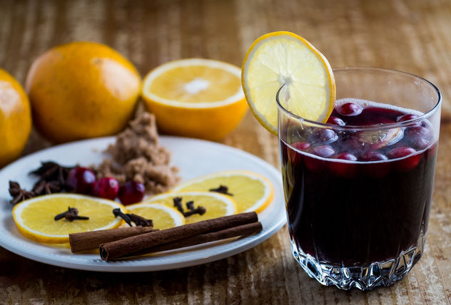 Mulled Wine - Kostenloses image #326381