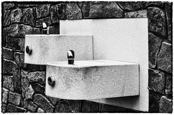 Drinking Fountain - Free image #326391