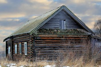 Russian peasant's house - бесплатный image #326541