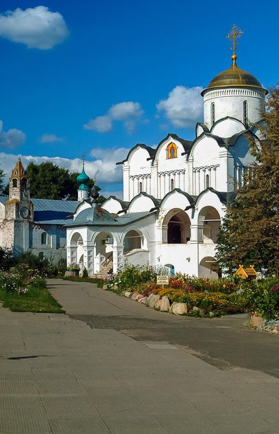 Pokrovsky cathedral in Suzdal - бесплатный image #326551