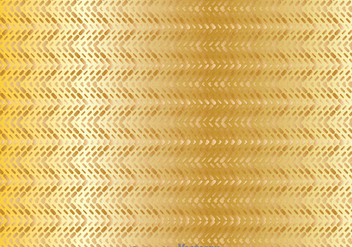 Gold Geometric Zig Zag Background - Free vector #326691