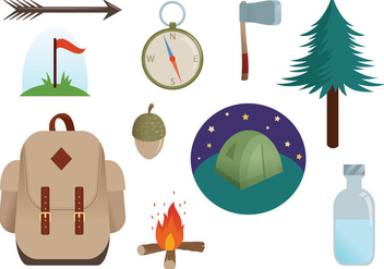 Free Boy Scout Vectors - Free vector #328881