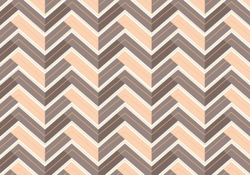 Beige Chevron Pattern Vector - бесплатный vector #328921