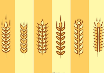 Ear Of Corn Isolated - Free vector #329721