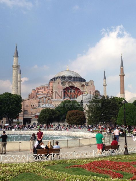 Istambul mosque - Free image #333151