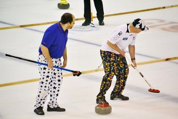 curling tournament - image gratuit #333571
