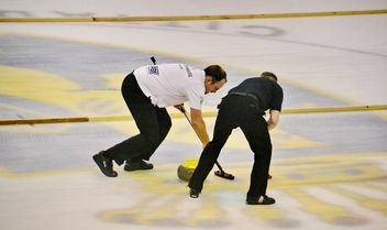 curling sport tournament - image gratuit #333781