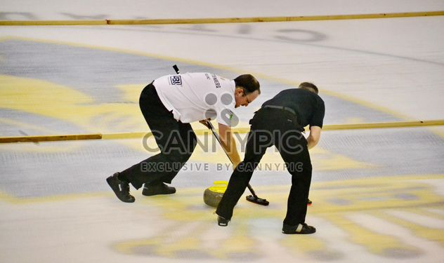 curling sport tournament - Free image #333781