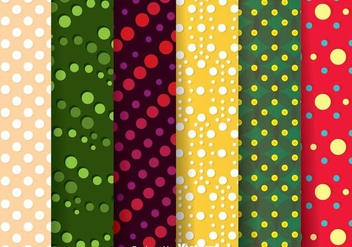 Dot Seamless Pattern - бесплатный vector #334121