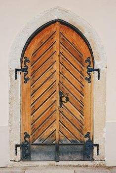 The doors of Castle and fortress - image #334181 gratis