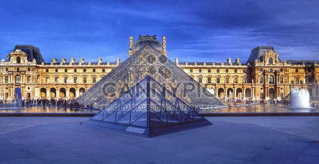 Louvre-museum - Kostenloses image #334241