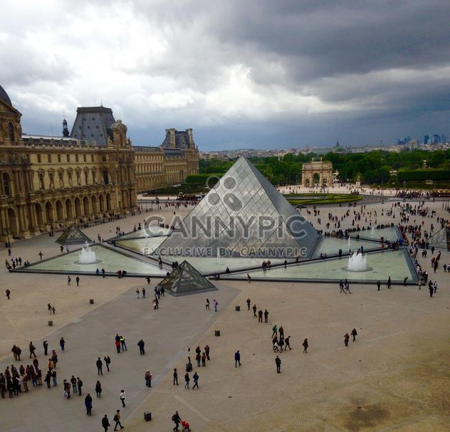 Museum Louvre - Free image #334261