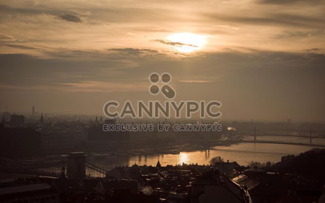 Panoramic view of Wien - image gratuit #335241